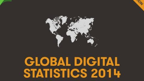 Worldwide Internet, social media and mobile statistics: Dig into 183 pages of data