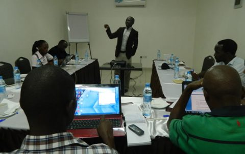 Unwanted witness-Uganda sensitize advocates on threats online