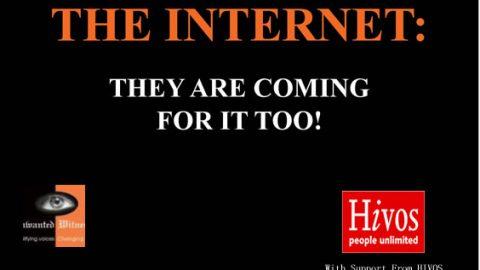 Unwanted Witness report on internet freedoms in Uganda