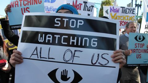 Internet protest to 'fight back' against surveillance