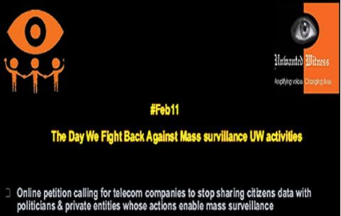 UW #FEB11th PRESS RELEASE. Citizens call: UCC to prevail over misuse of personal information by telecom companies