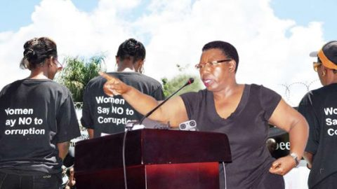 Black Monday:!! Inspiring Change: Women in the fight against theft!!!
