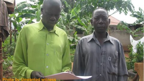 Busaana residents decry delayed land compensation
