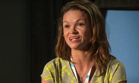 Bella Sankey of Liberty. Photograph: Web Summit