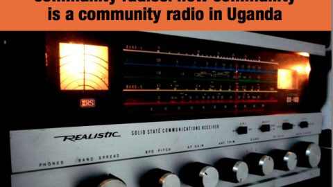 Re-thinking the workings of community radios: how community is a community radio in Uganda