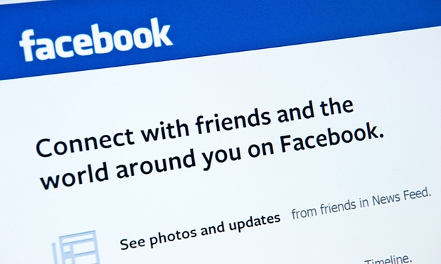 Want an example of recent techno-social engineering? Look no further than Facebook ... Photograph: Karen Bleier/AFP/Getty Images