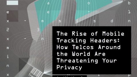 Troubling rise of tracking headers worldwide