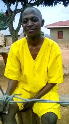 Freelance journalist Sadat Waligo now on remand at Kakondo prison