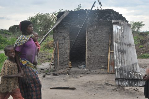 Armed Men Clad In UPDF Uniform Set 28 Houses Ablaze, Injuring 15 People In Land Wrangle.