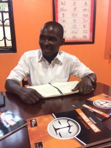 Geoffrey Wokulira Ssebaggala CEO of Unwanted Witness