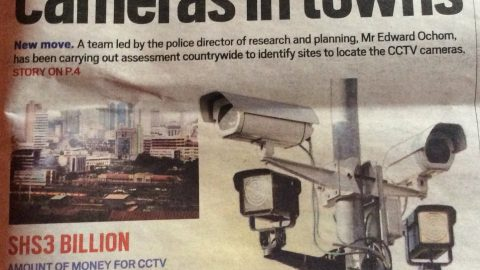 President Museveni's directive to roll out SPY cameras without an enabling law will endanger more lives