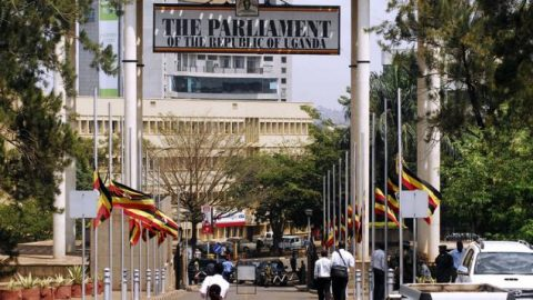 Unwanted Witness petitions speaker of Parliament over amendments to the Communications Act.