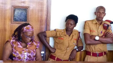 Dr Stella Nyanzi Remanded to Luzira Maximum Prison