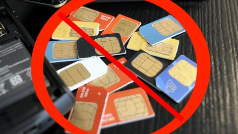Government Orders Telecom Companies to Switch-off Unregistered Sim Cards