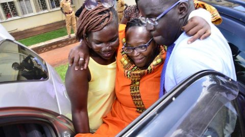 Dr Stella Nyanzi Granted Bail