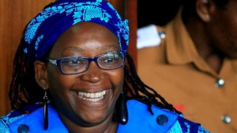 Court Adjourns Dr. Nyanzi's case
