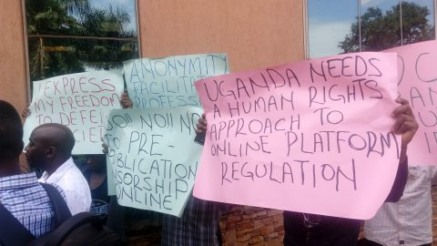 Uwanted Witness drags UCC to Court over regulations on Online publishers.