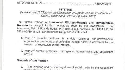 Uganda Communications Commission Act