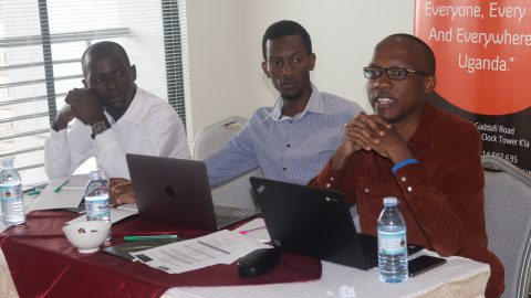 Unite: Digital Rights advocates advised ; Digital Rights Workshop By Unwanted Witness In Partnership With Article 19