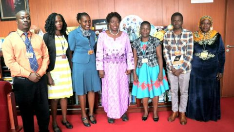 Speaker Kadaga Commends Unwanted Witness Over The National Id Research