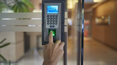 Biometric users must protect people from COVID-19 virus.