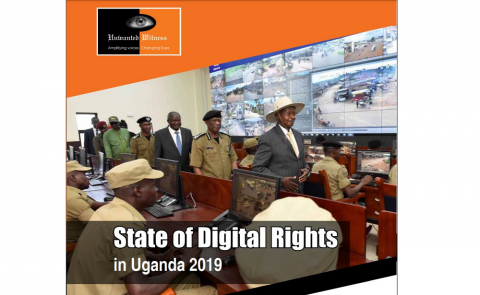 Surveillance is Prejudicial to Uganda's Democracy, says Unwanted Witness Report.