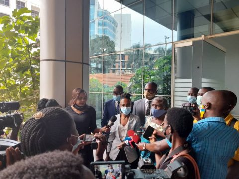 Activists sue govt, seek Covid-19 vaccination for all Ugandans