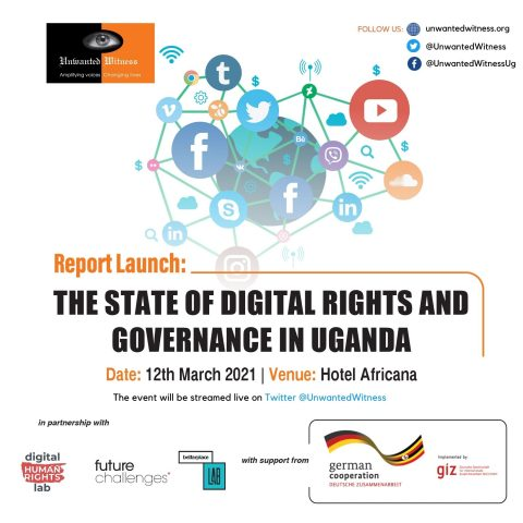 Report Launch: State of Digital Rights and Internet Governance
